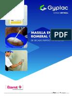 Ficha Técnica Masilla Romeral-gyplac (1)