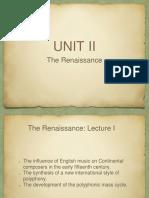 2872 (F17) Renaissance 1