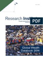Global Wealth Databook 2014 v2