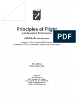 Principals of Flight and Performance