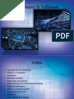hardware   software  1