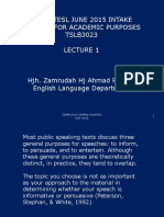 WK 5 Informative Argumentative Persuasive ZAMRUDAH