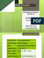 1. Hemoroid ppt