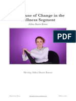 The Cause of Change in the Wellness Segment - Aldina Duarte Ramos -