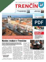 INFO Trenčín - marec 2018