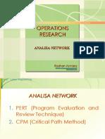 Risetoperasi 8 Analisa Network