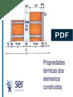 Propriedades Térmicas de Materiais (35p.)