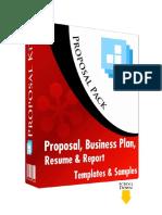 Proposal Writing Manual