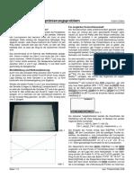 Der Kürzeste Weg – Ein Geometrisches Optimierungsproblem Eilers_106
