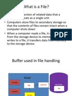 Files,File Handling Functions and Programs Dr. Srivastav Sir