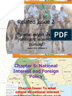 15 a - Chapter 5 - National Interests and Foreign Policy (4).ppt
