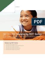 120002677E v02 SD BIOLINE Malaria RDT Series_Brochure