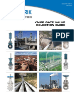 Knife Gate Valve Selection Guide 10.00 15