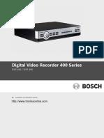 Bosch Dvr Network Internet Setting