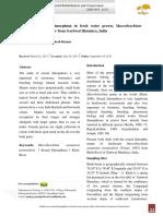 Studies on Sexual Dimorphism in Fresh Water Prawn, Macrobrachium Assamense Peninsularie From Garhwal Himalaya, India