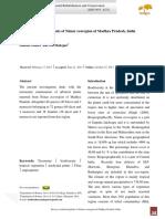 Survey of Arboreal Plants of Nimar Ecoregion of Madhya Pradesh, India