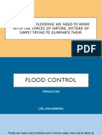 Flood Control Introduction