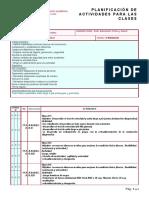 Planificación 5° basicos AC