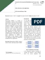 Metamaterials Characteristics, Structures and Applications