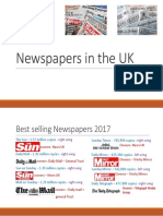 newspapers in the uk