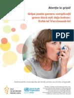 Poster Gripa General 2018