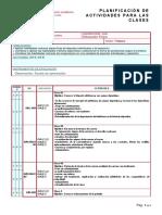 Planificación 7° basicos atletismo