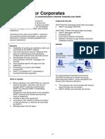 File Transfer SWIFTNet Fact Sheet