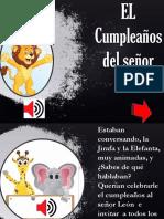 EL Cumpleaños del señor León.pptx