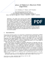 ParallelIzation DijkStra