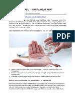 Jual Pil Biru Asli – Viagra Obat Kuat