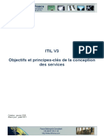 Itilv3 Conception Principes