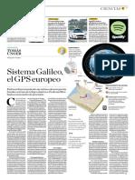 Sistema Galileo, El GPS Europeo