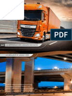 DAF XF Brochure 2016 FR 67494