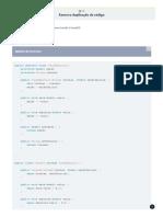 Refatorando na prática_ Aula 4 - Atividade 3 Remova duplicação de código _ Alura - Cursos online de tecnologia.pdf