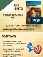 Antigo Testamento - Ebd 050513