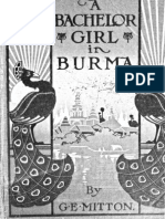 A Bachelor Girl in Burma