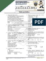Quimica - 4to Año - II Bimestre - 2014