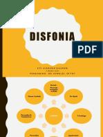 Referat Disfonia Dias