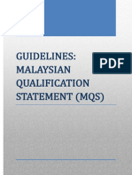 GGP-Malaysia Qualification Statement