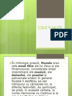 Cele 9 muze