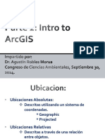 Introduction to Arcgis Parte2 - ArcGiS