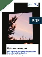 Prisons ouvertes