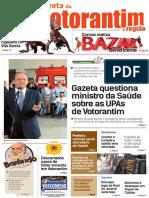 Gazeta de Votorantim, Edição 257