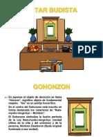 Altar Budista SGI
