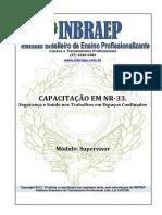ApostilaCursoSupervisorNR33