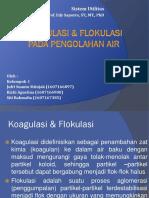 Koagulasi & Flokulasi Final
