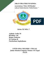 Laporan Praktikum Kimia Kalori Meter Sederhana.docx