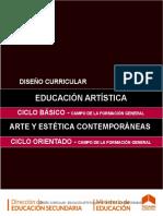 Educ Artistica - Arte y Estetica Contemporanea