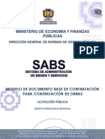 Municipal Gobierno Autonomo Regional Del Chaco - Villamontes Construccion Camino Asf