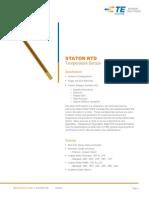 Stator Rtd Sensor 300